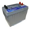 12V Group 24 AGM Marine Start/Deep Cycle Battery - 75 Ah, 840 CCA, 160 Min. Reserve Capacity