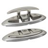"""Thru-Bolt SS Spring-Up Folding Cleats - 3-1/2"""" and 4-1/2"""""""