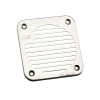 Stainless Steel Grill for AFI 11059 Concealed Single Mini Trumpet Air Hoirn