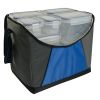 Collapsible Fabric Cooler - 24 Cans Capacity