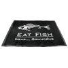 Discontinued: Eat Fish/Eat Crab Floor Mat