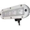 Kevin X4 LED Spreader & Spot Light - White