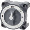 500A HD-Series Battery Selector Switch - 3 Positions with AFD