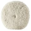 """33280 Economy Wool Double-Sided Compounding Pad - 9"""""""