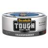 Discontinued: 2120 Scotch Tough Transparent Duct Tape