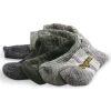 Merino Wool/Silk Hiker