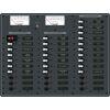 DC Main + 32 Position Circuit Breaker Panel