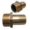 Pipe to Hose Adapters - Straight