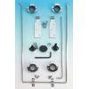 Hardware Kit for DIY Edson 761 Fold-Down Table