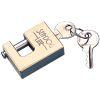 Trailer Coupler Lock w/Stainless Steel Pin