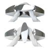 STAINLESS FENDER CLEAT 2-PK
