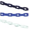 1/4IN X 4FT ANCHOR LEAD CHAIN BLUE