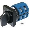 #9011 120V AC 2-Source Selector Rotary Switch & Panels - 65A