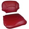 Lo Back Quick-Disconnect All Weather Seat Cushions