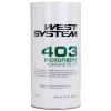 West System 403 Microfibers Epoxy Resin Filler