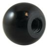Engine Control Knobs - Round Plastic