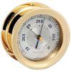 Polaris Barometer - Brass