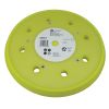 "Hookit 8"" Specialty Medium Firm Dust Free Disc Pad - 5-Hole Mount"