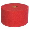 Red Stickit™ Abrasive Continuous Sheet Rolls - 316U