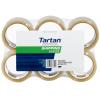 3710 Tartan Clear Shipping Packaging Tape