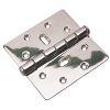 Heavy Duty Hinge - Top Pin W/Adjustment Slots
