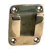 Fig. 0127 Polished Bronze Wall Plate - for Fog Bells