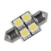 4 LED Festoon Bulb