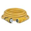 50 Amp 125/250V EEL ShorePower Cordsets - Yellow