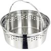 Professional Series Nesting Stainless Steel Colander