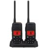 HX100 Handheld 2.5W VHF Radio - Twin Pack