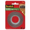 4011 Scotch Permanent Outdoor Mounting Tape