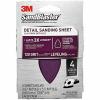 SandBlaster Sheets for Mouse Sanders - 4-Pack