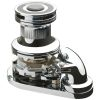 VWC 3500 Capstan All-Chain Vertical Windlass - with Integral Chainpipe