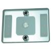 """3"""" x 4"""" Elegant Rectangular Surface Mnt LED Light"""