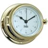 Endurance II 115 Quartz Clock - Brass