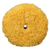 """05754 Quick Connect Double-Sided Wool Blend Polishing Pad - 9"""""""