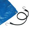 Tarp Strap Assortment - 6 Pieces