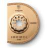 """Starlock Thin Kerf Segmented Carbide MultiMaster Saw Blade - 3"""" Diameter, 2/32"""" Kerf"""