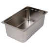 Gastronorm GN1/4 SS Baking/Roasting Dish - for Levante Stoves