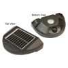 Motion Sensor Solar LED Overhead Light