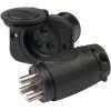 70A Trolling Motor Plug & Receptacle Combo Kit