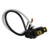 Connecting Plug - for 0303 Dual Medium Prefocus Socket Assembly