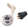 Polarized Cable Outlet 12-Volt