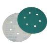 Stikit Green Corps Dust Free Sanding Discs - 251U