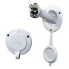 Recessed Shower with On⁄Off - Vertical Mount