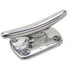 CHROME BRASS FENDER CLEAT