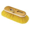 "Deck Brush - 10"" Medium Yellow Polystyrene"