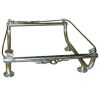 Anodized AL-6463-T55 Deck Mounting Cradle