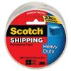 Discontinued: 3850 Scotch Heavy Duty Shipping Packaging Tape