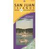 San Juan Islands Road and Recreation Map